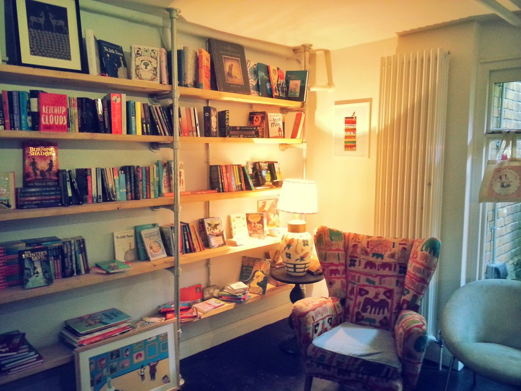 Book and Kitchen