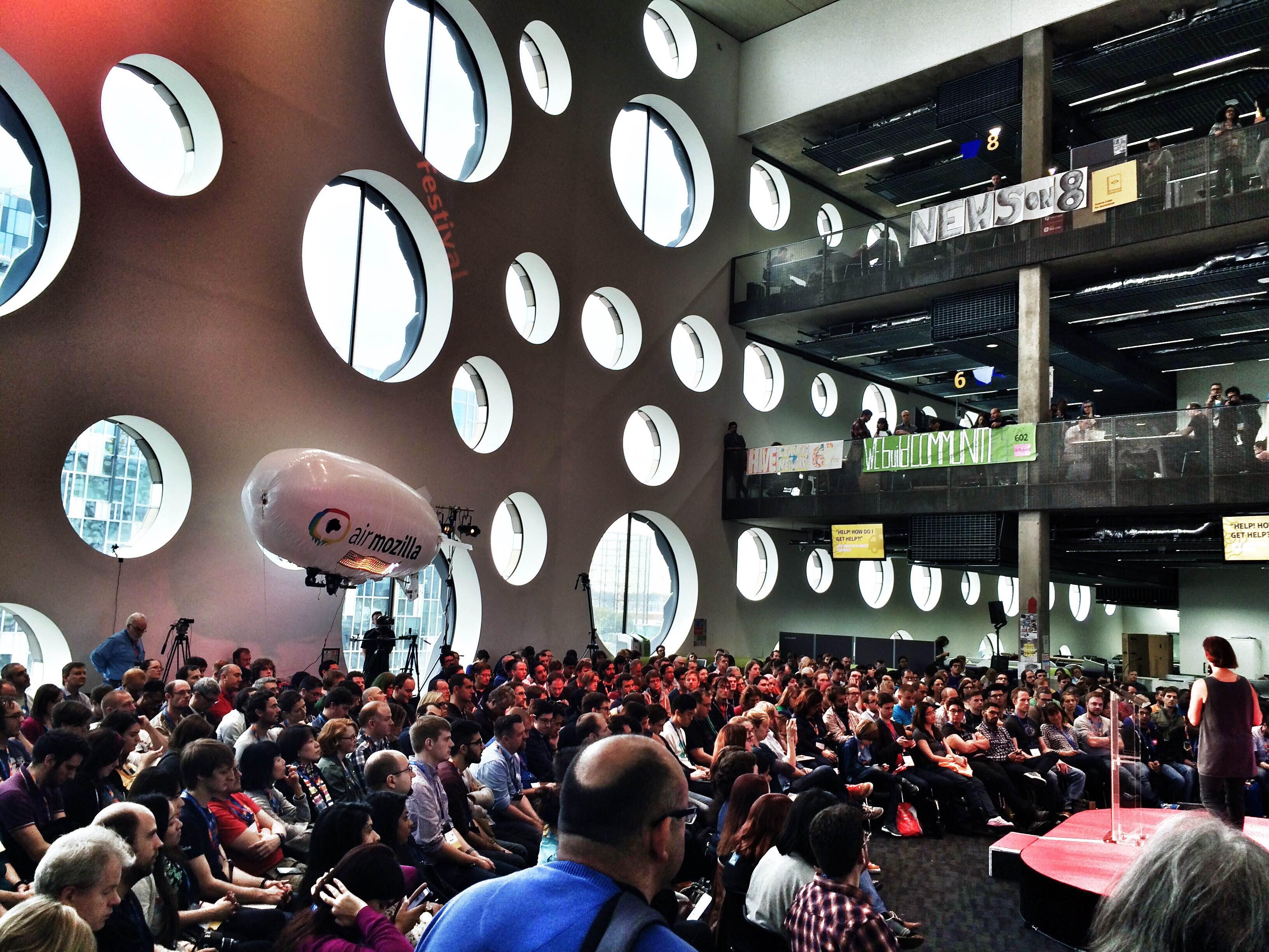 Mozilla Festival 2014