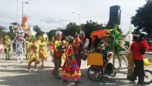 Carnival Procession and live singing - Night of Festivals
