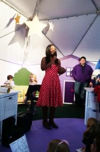 Wendy Shearer - southbank centre audiobook storytelling