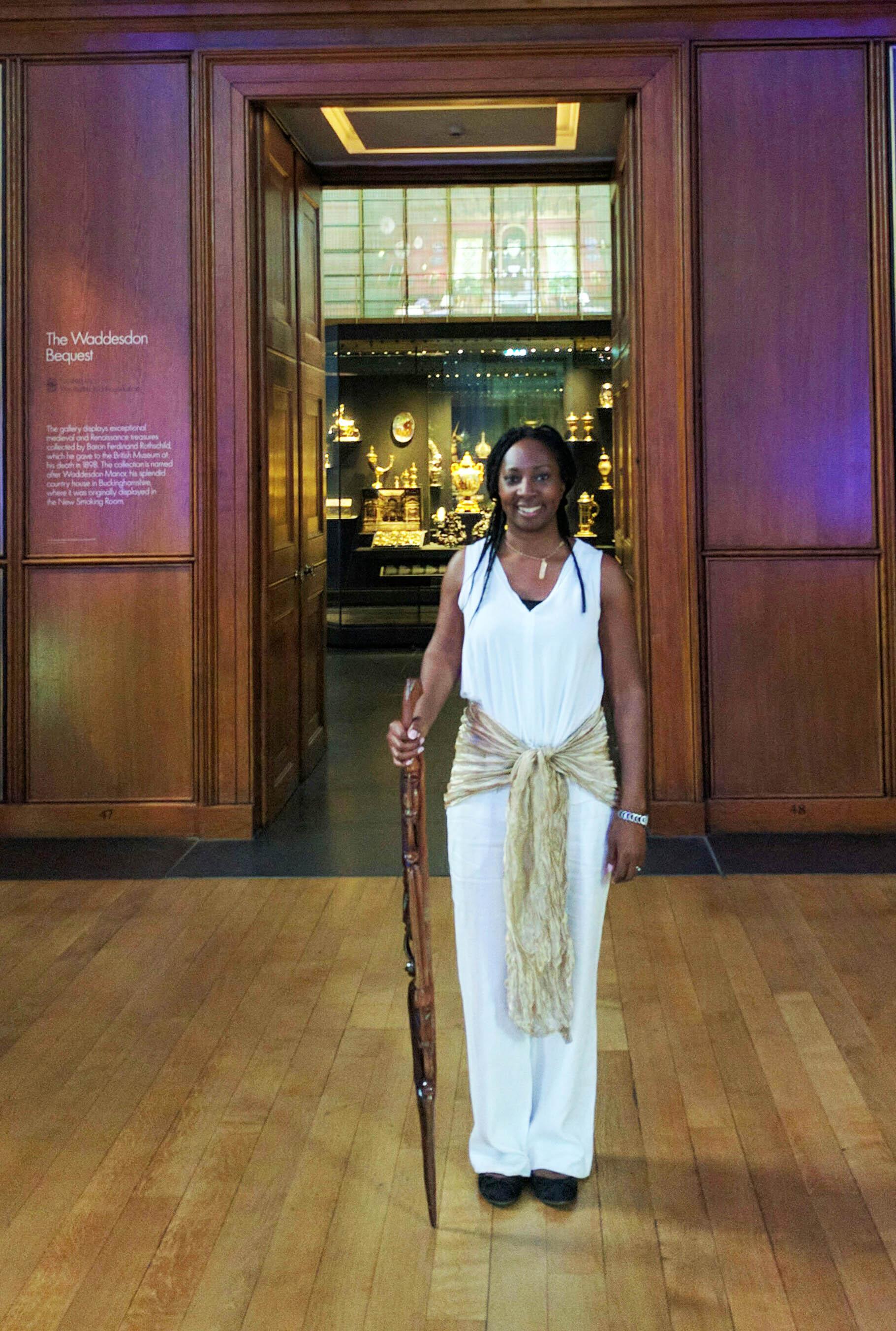 Storytelling at the British Museum - Wendy Shearer