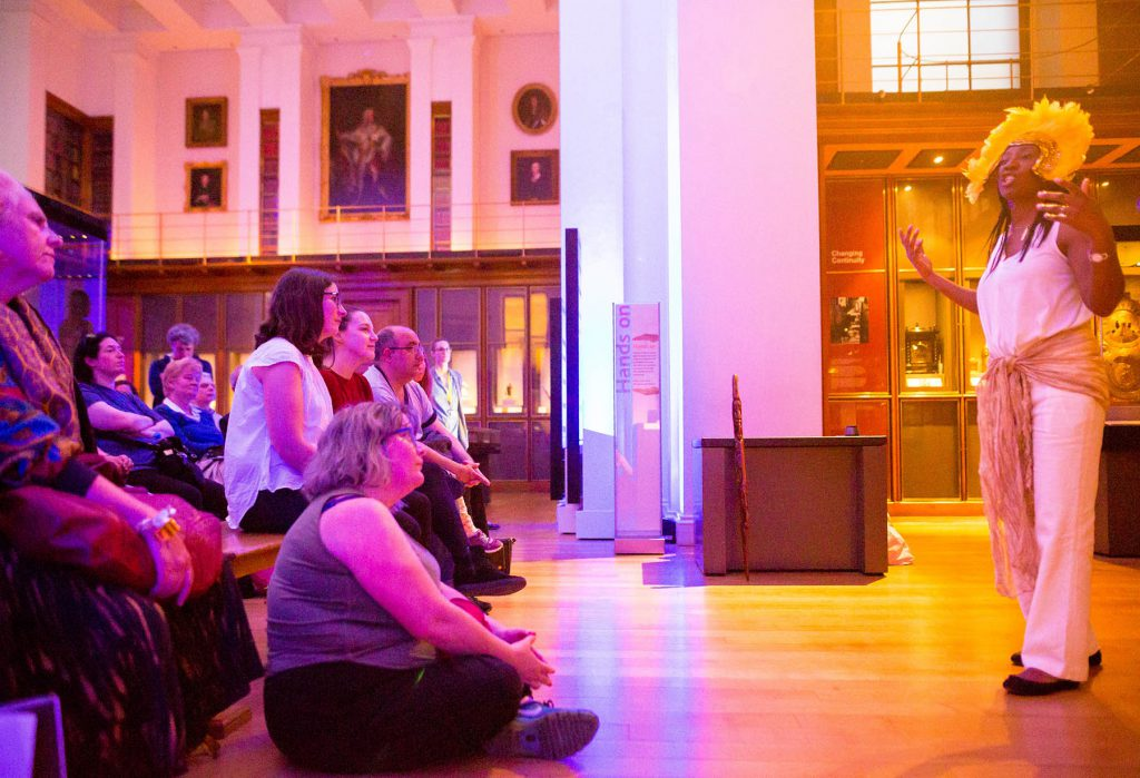Storytelling at the British Museum - Wendy Shearer