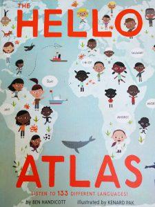 Hello World Atlas - Multilingual Creativity