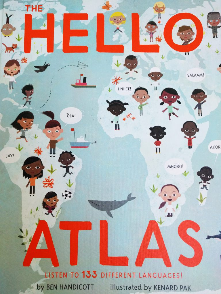 Hello World Atlas - Multilingual Creativity