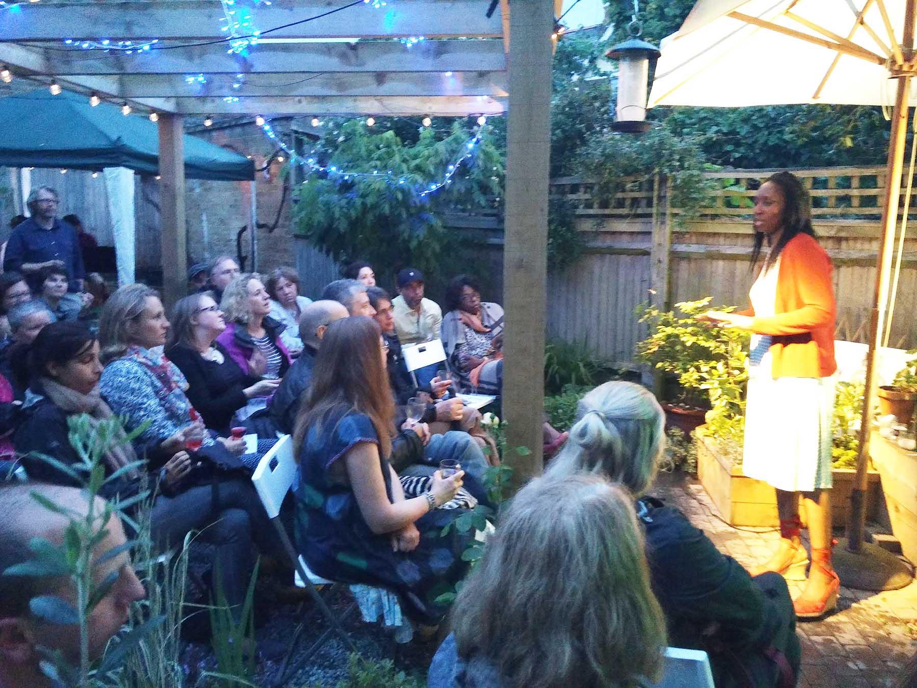 Wendy Shearer Storytelling in Furzedown