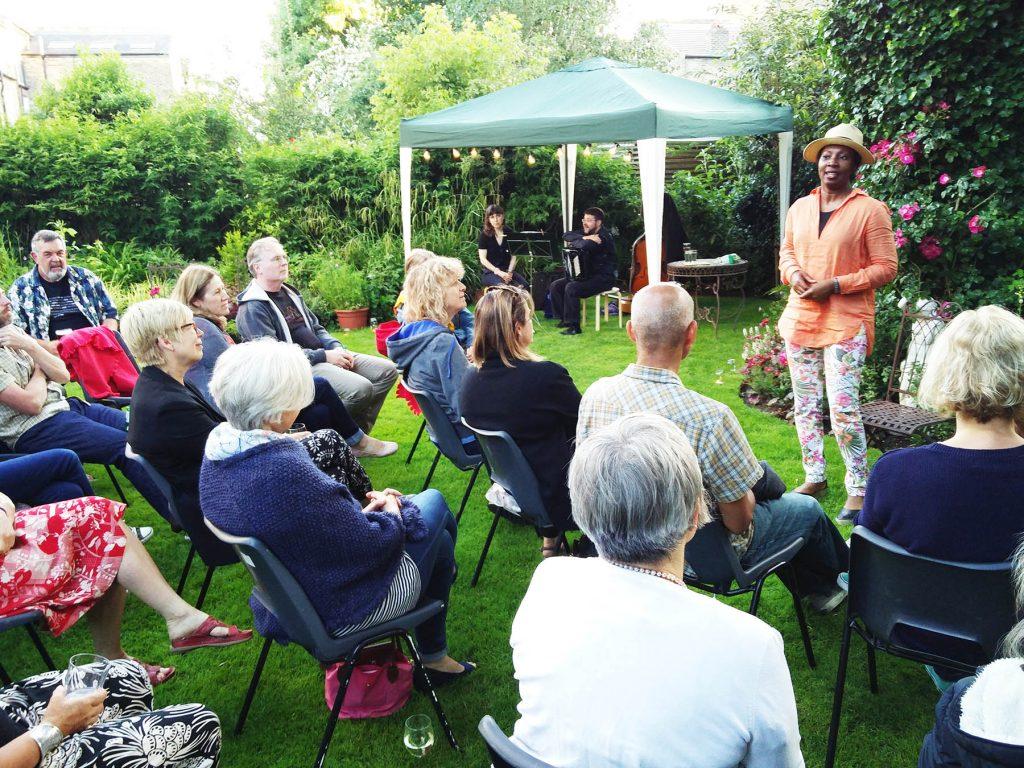 Wendy Shearer Storytelling - Furzedown Festival