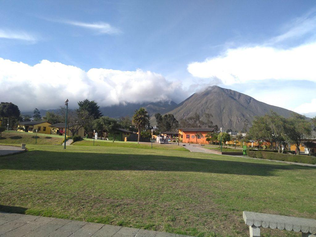Mountains in Ecuador