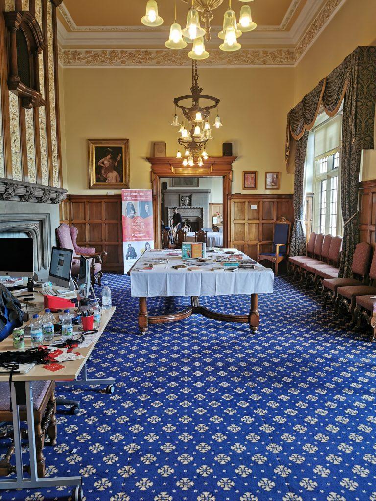 The Green Room - Bradford Literature Festival
